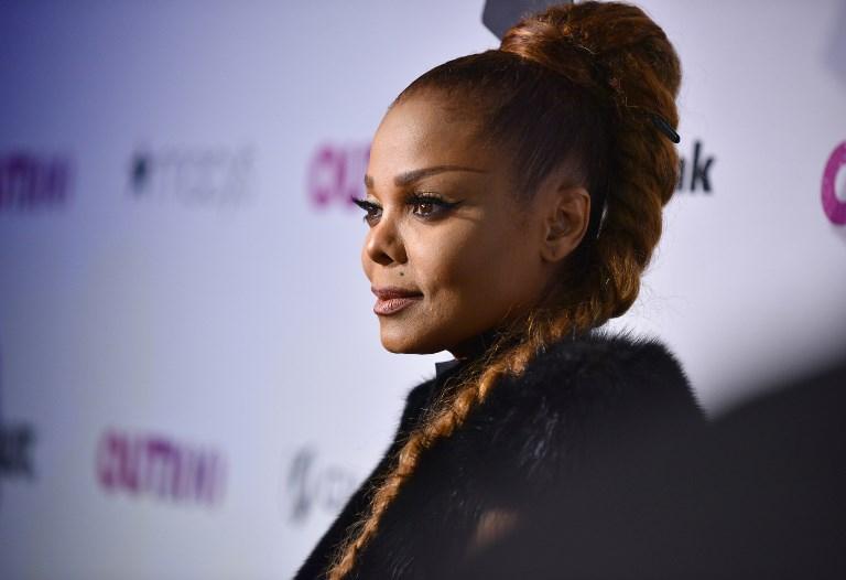 EN FOTOS: El nuevo rostro de Janet Jackson sorprendió a todos sus seguidores