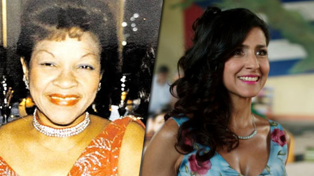 Celia Cruz And Noris