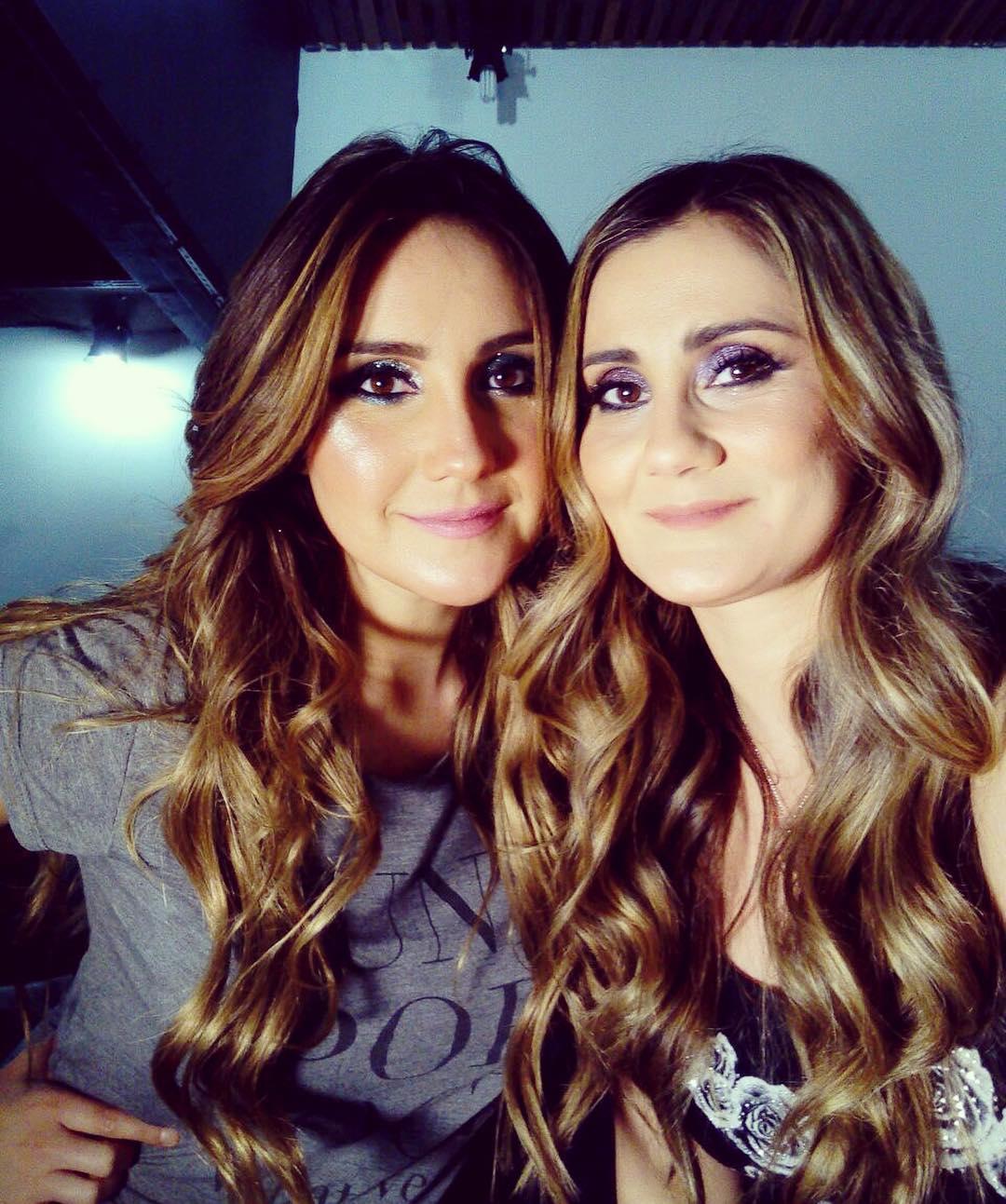Conoce a la hermana de Dulce María ¡Parecen gemelas! [FOTOS — Instagram