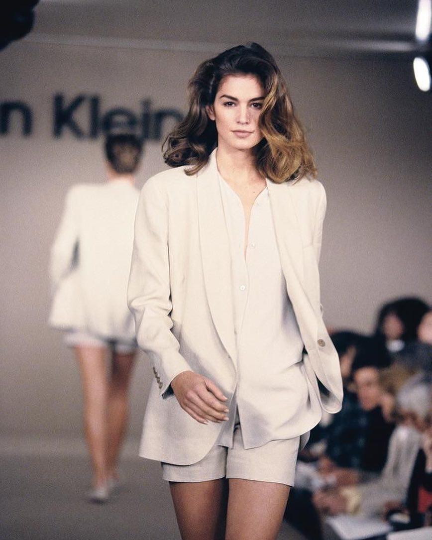 Kaia Gerber debuta en las pasarelas en la NYFW con Calvin Klein
