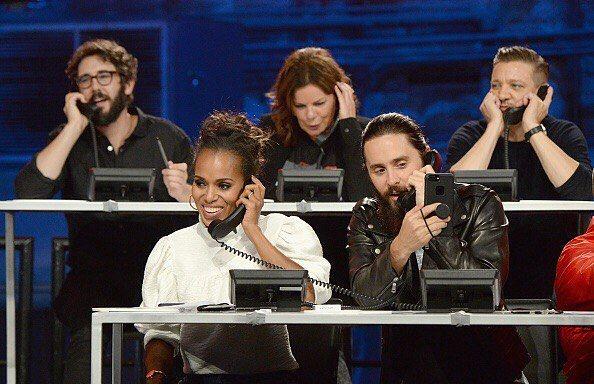 Estrellas de Hollywood se reúnen para ayudar a víctimas del huracán Irma