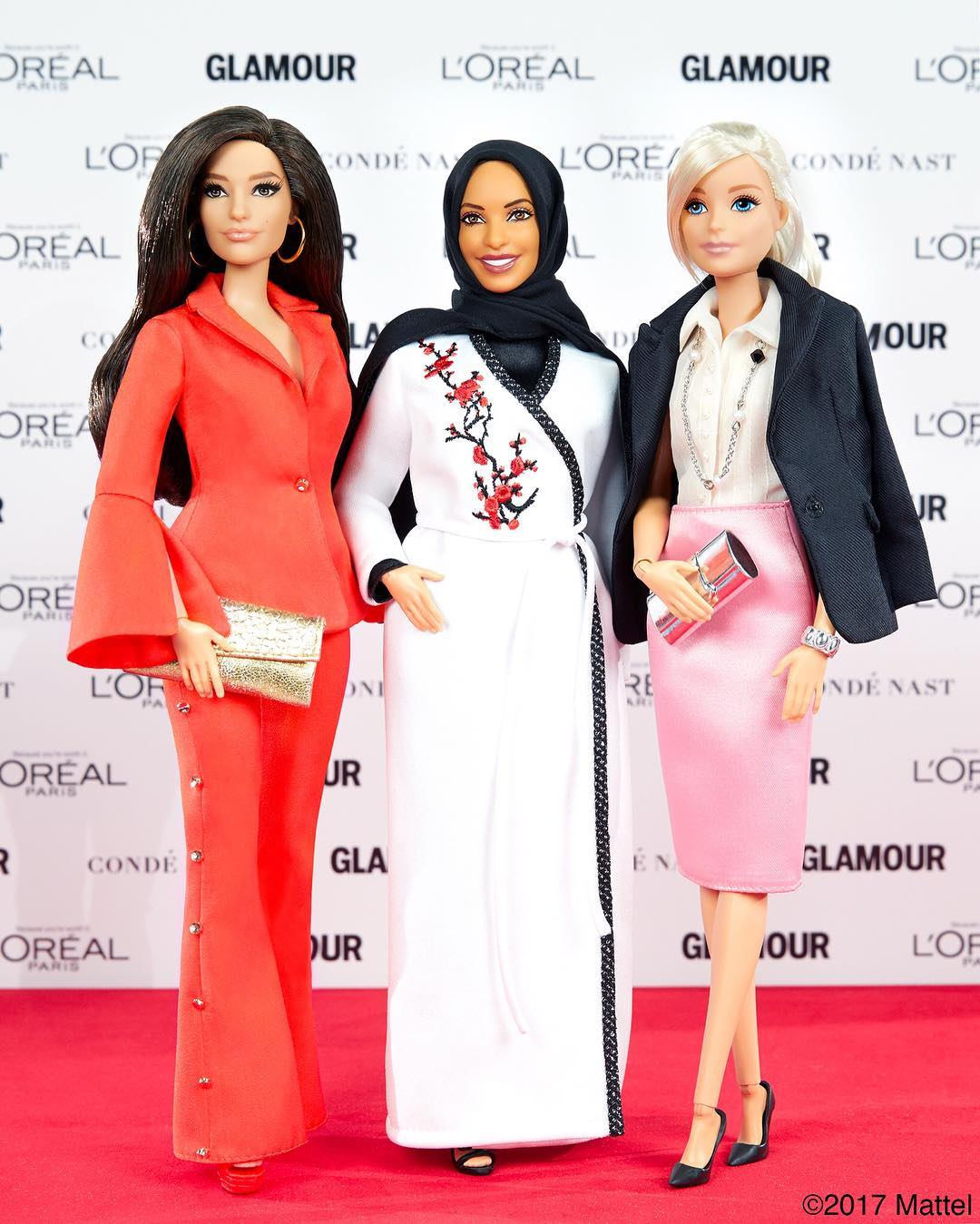 Mattel lanzó nueva Barbie con hijab
