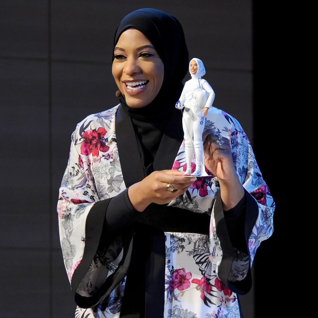 Por primera vez lanzan una Barbie con hiyab