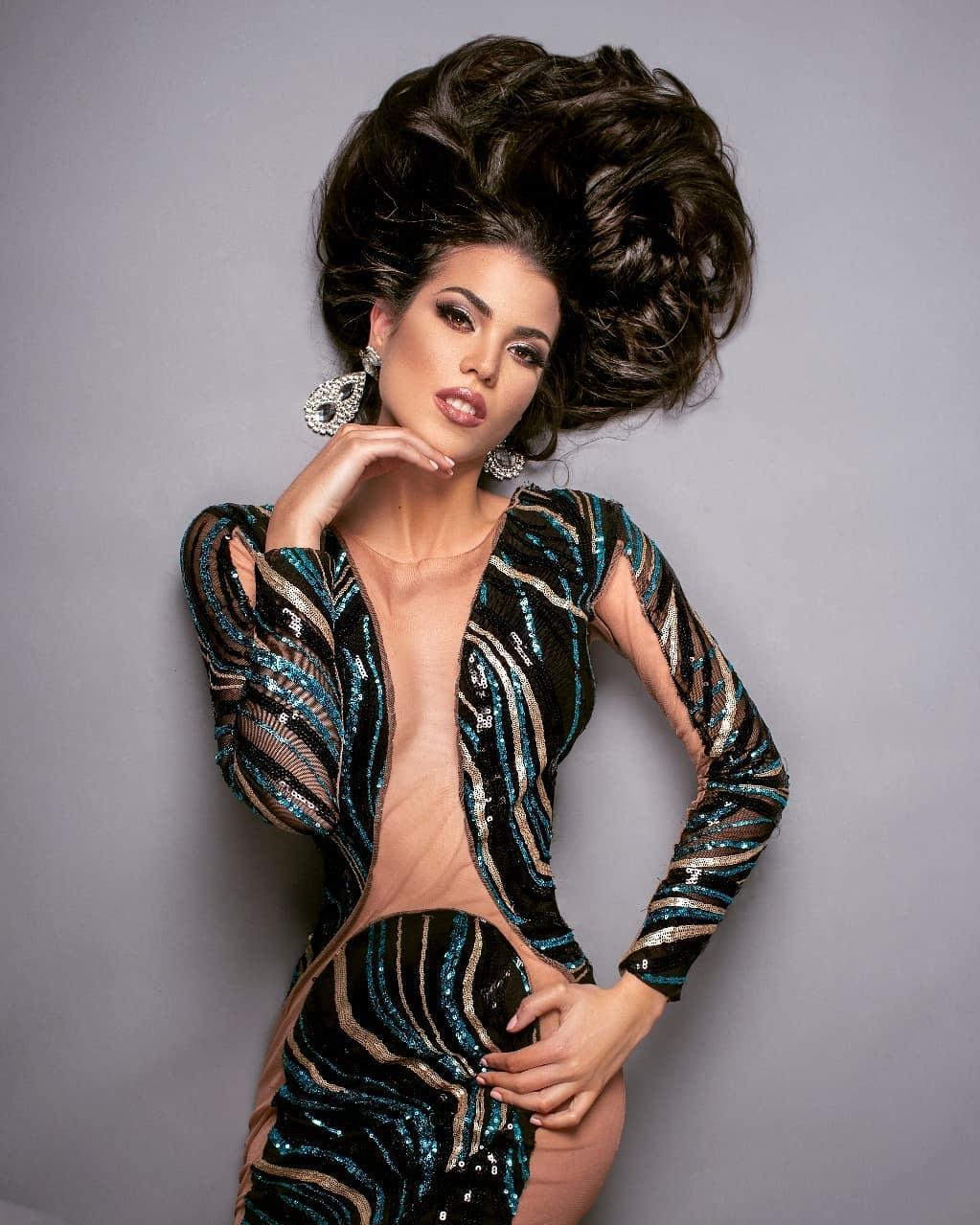 Joven venezolana fue coronada como Miss Universo Chile 2018