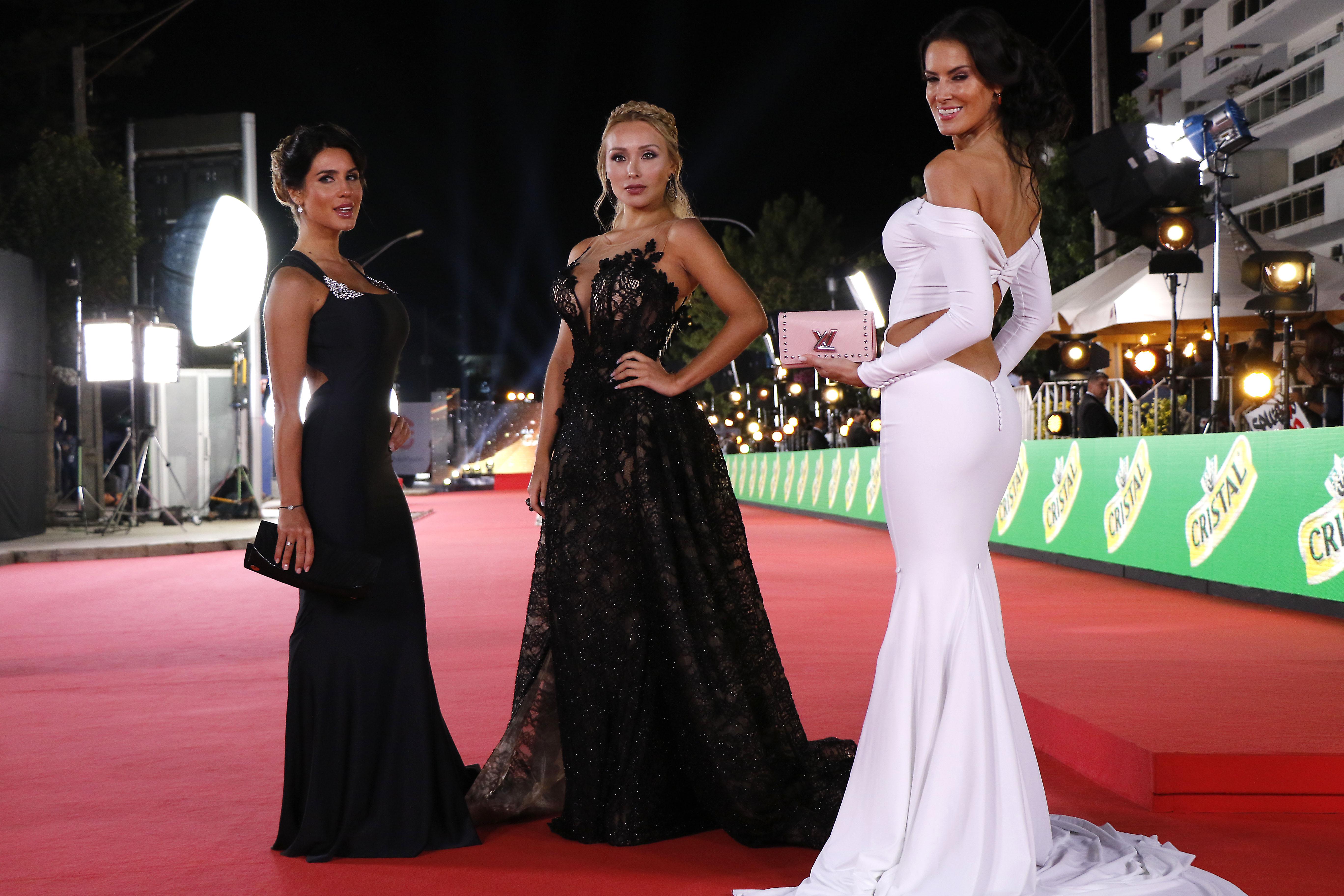 Daniella Chavez Sorprendio Con Un Vestido De Encaje En La Gala De