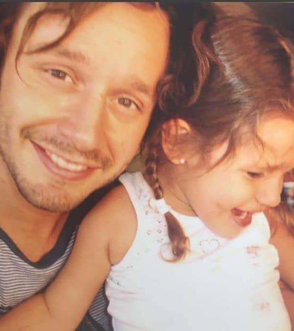 Benjamín Vicuña dedica emotivo homenaje a su hija fallecida — Instagram