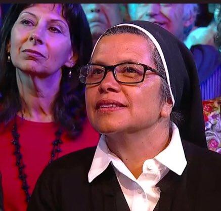 La historia de la religiosa que se robó las miradas en el Festival de Viña