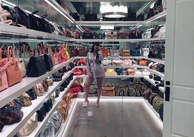 Kylie Jenner, una mamá poco común en el Coachella