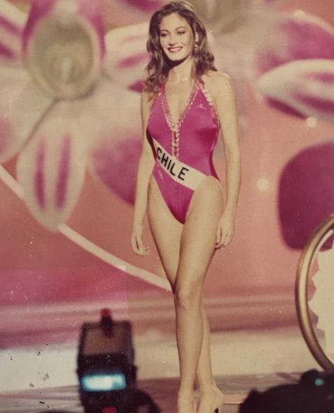 Marcela Vacerezza sorprende al compartir imagen… ¡De hace 25 años!