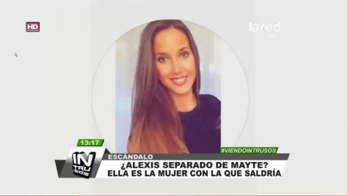 [FOTO] Alexis Sánchez funó a opinólogos chilenos tras filtrar mensajes de Whatsapp
