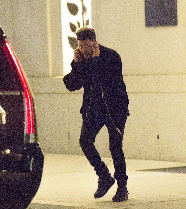 El cantante The Weeknd intercambio novia con Justin Bieber