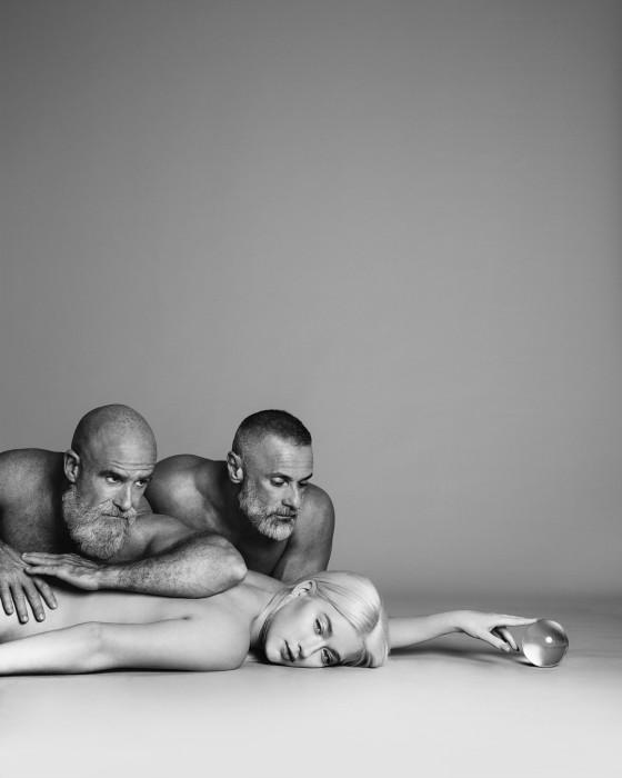 Vesta Lugg Protagonizó Sesión De Fotos Desnuda Ar13cl
