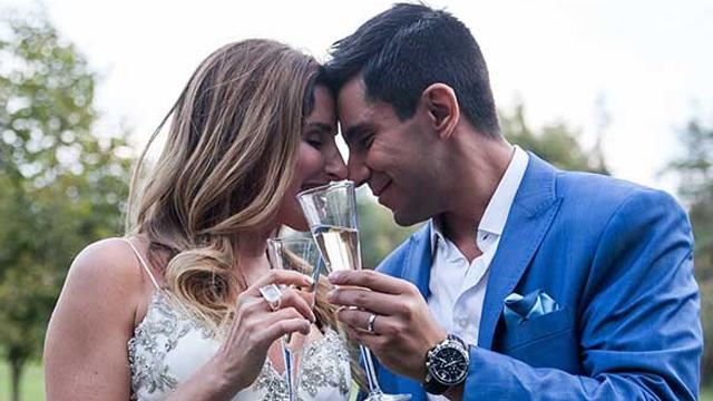 Matrimonio Queralto : ¡estuvimos en el matrimonio de fran y jp queraltó cl