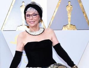 Oscar 2018: Actriz deslumbra con el mismo vestido que usó hace más de 50 años