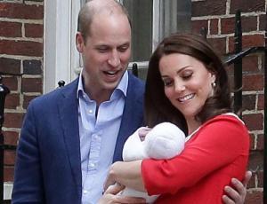 La particular foto de Kate Middleton y el príncipe William que se convirtió en meme