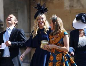 El look de las ex del Príncipe Harry para la boda real