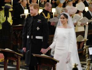El Príncipe Harry dejó un asiento vacío para su madre en la boda real