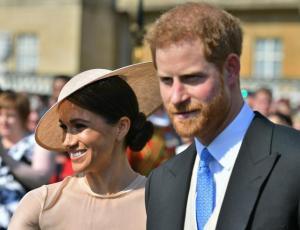 El Príncipe Harry y Meghan Markle serán vecinos de los Beckham
