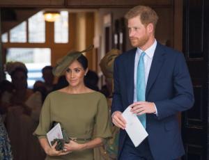 """Meghan Markle y el Príncipe Harry se cansaron de la """"histeria"""" que los rodea"""