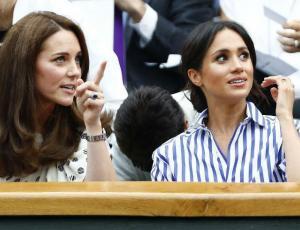 ¿Por qué Meghan Markle y Kate Middleton evitan vestirse de naranjo?