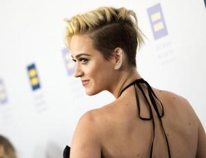 Katy Perry subió foto hot para compensar por otras muy poco sexy