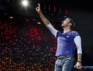 Coldplay transmitió concierto en vivo y en 360° para todo el mundo