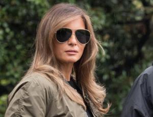 Así se ve la mujer que gastó más de 30 millones de pesos en cirugías para parecerse a Melania Trump