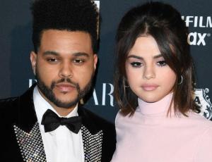¿Fue por Selena Gomez? The Weeknd se emociona hasta las lágrimas en Coachella