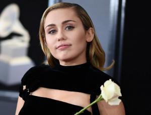 Miley Cyrus borró todas las publicaciones de su cuenta de Instagram