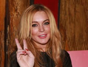 Lindsay Lohan preocupa a sus seguidores por posible enfermedad a la piel