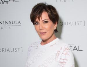 Kris Jenner siguió los pasos de Kim Kardashian y ahora es rubia platinada