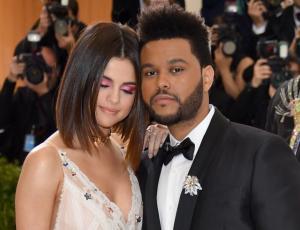 Selena Gomez y The Weeknd debutaron como pareja en la alfombra roja
