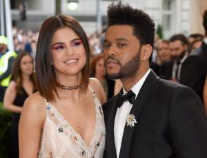 Selena Gomez le dedicó tiernas palabras a The Weeknd
