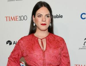 Los detalles del look de Daniela Vega en la gala de Time