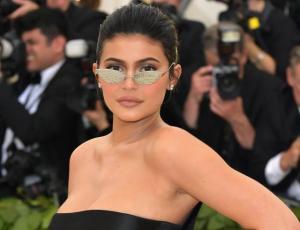 El olvidado debut de Kylie Jenner en las pasarelas