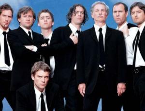 """Actores de """"Machos"""" se reúnen a 14 años de la teleserie"""