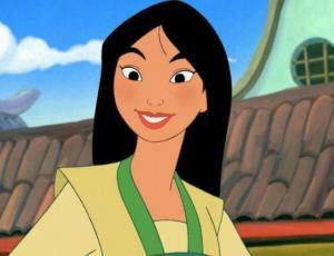 Disney da a conocer primera foto de la nueva Mulán