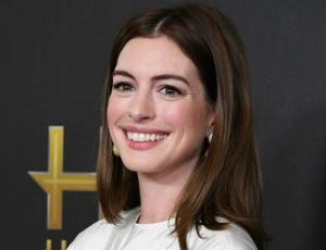 La curiosa técnica de Anne Hathaway para eliminar el estrés