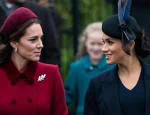 La verdadera enemiga de Meghan Markle no sería Kate Middleton