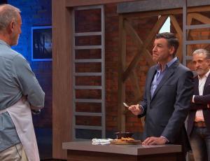 Así fue el comentado regreso de Yann Yvin a Master Chef