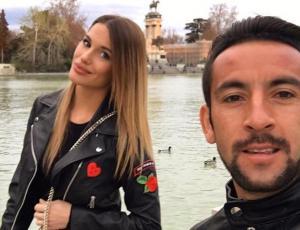 Video de Gala Caldirola con Mauricio Isla se llena de críticas