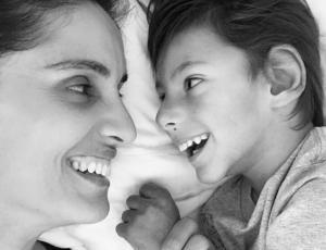 El emotivo cumpleaños que Leonor Varela le preparó a su pequeño Matteo