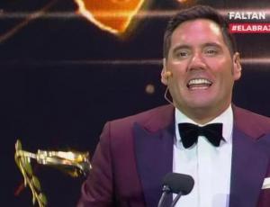 Pancho Saavedra se convirtió en el Rey del Copihue de Oro
