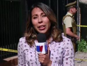 Marilyn Pérez llora desconsoladamente por perros que no se salvaron de un incendio