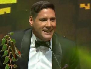 La triunfal noche de Pancho Saavedra en el Copihue de Oro