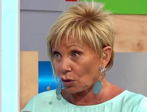 Raquel Argandoña habla de la defensa de su hijo tras insultos de Luis Gnecco