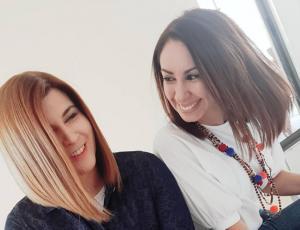 Scarleth Cárdenas y Maribel Corcuera se tatúan para sellar su amor