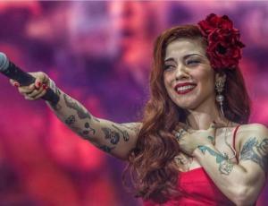 Mon Laferte obtiene importante reconocimiento en los MTV Europe Music Awards