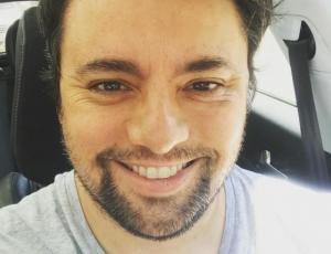 No la cuenta dos veces: Daniel Valenzuela se salvó de estar involucrado en grave accidente