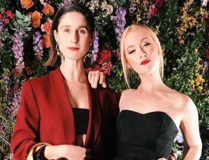Vesta Lugg y Francisca Valenzuela se codean con celebridades internacionales en Hollywood
